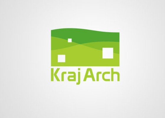 Design logotypu KrajArch